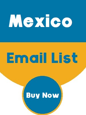 Mexico Email List