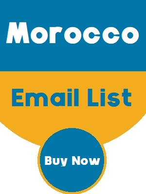 Morocco Email List