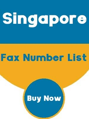 Singapore Fax Number List