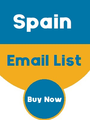 Spain Email List